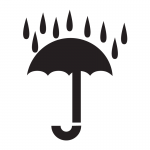 Keep Dry Symbol - Shipping Marks